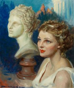 'Venus' - by James Montgomery Flagg