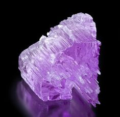 Kunzite is a younger stone, that is a member of the spodumen family of gemstones. Description from pinterest.com. I searched for this on bing.com/images