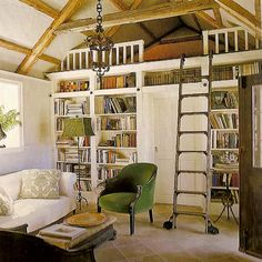 Picture of Elegance Blog: Bookcases