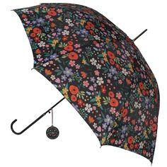 Dotcomgiftshop Dames Paraplu - Midnight garden