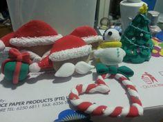Christmas Polymer Clay