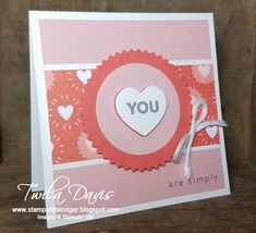 Hello! Welcome to our first ever Blog Hop featuring products that you can receive for FREE when you order $50 or more worth of Stampin...