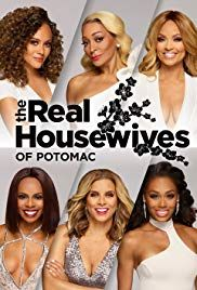 The Real Housewives of the Potomac. I've not seen any of the Housewives franchis. - The Real Housewives of the Potomac. I've not seen any of the Housewives franchise series.