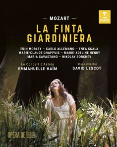 Shop Mozart: La Finta Giardiniera [DVD] at Best Buy. Find low everyday prices and buy online for delivery or in-store pick-up. Le Concert, Warner Music Group, Metropolitan Opera, Dvd Blu Ray, Music Games, Conductors, Her Music, Classical Music, Movie Tv