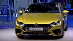 2018 VW Arteon - Volkswagen Motor Company will release new VW Arteon for western autos market, the new VW arteon will release in early 2018. The 2018 VW
