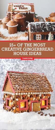 This Christmas, more than sugarplums will dance in their heads. Gingerbread cottages with glowing candy windows are certain to inspire sweet imaginings.