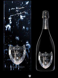 Dom Perignon David Lynch limited edition Champagne