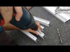 Janela 2 folhas   Linha Master   Alcoa - YouTube