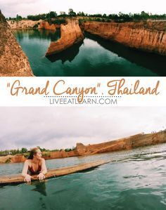 The Grand Canyon, Thailand style. A quick guide of what you need to know for a week of travel in Thailand! The best places to eat and things to do for your trip to Bangkok and Chiang Mai. // Live Eat Learn