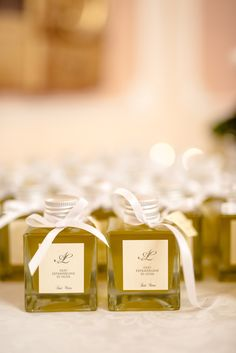 Are you planning a wedding? If so, you came to the place that is right. Browse our favorite pins that feature a wide variety of wedding favors that will wow your guests! Honey Wedding Favors, Elegant Wedding Favors, Wedding Favor Boxes, Ethereal Wedding, Timeless Wedding, Olives, Wine Favors, Sweet Table Wedding, Wedding Welcome Gifts