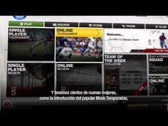Vídeo: Características de FIFA Ultimate Team