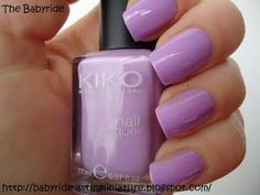 Love pastel nails!