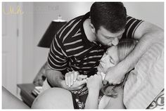 Atlanta Home Birth Photographer. Labor and delivery homebirth pics. natural childbirth. bradley dad | Maegan Hall Photography http://maeganhallphotography.com