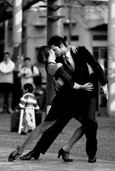 Tango. sensuale