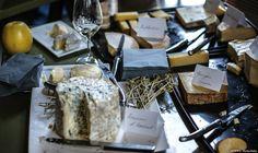 Vouvray et fromage : LE PLATEAUDU VOUVRAY MOELLEUX :Bleu d'Auvergne  – Brebis basque – Brillat-Savarin – Fourme d'Ambert – Gruyère suisse – Mont d'or – Roquefort via @heleneworldwine
