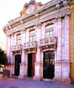 Ex-carcel, ahora Biblioteca! Leon, Gto.