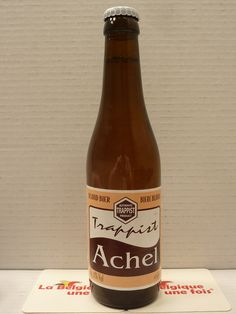 Une trappiste belge méconnue, la Achel blonde http://labelgiqueunefois.com//accueil