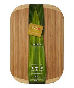 Natural 18'' Bamboo Cutting Board | zulily