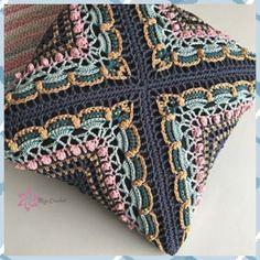 Transcendent Crochet a Solid Granny Square Ideas. Inconceivable Crochet a Solid Granny Square Ideas. Granny Square Crochet Pattern, Crochet Squares, Crochet Granny, Granny Squares, Granny Granny, Crochet Blocks, Blanket Crochet, Crochet Mandala, Crochet Motif