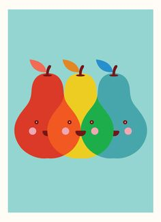 Color my day by mrpear on Etsy : briliant colour fun :D:D