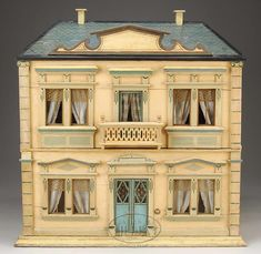 From the Estate of Geraldine Gaba - Dream Dollhouses: Interesting collection on eBay