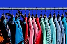 """Um dia, a Internet das coisas poderá libertar as roupas negligenciadas através da """"Internet das roupas"""" stylo urbano-1 #tecnologia #roupas #moda"""