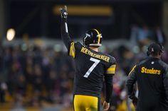 Ben Roethlisberger Football Is Life, Steelers Football, Pittsburgh Steelers, Super Bowl Xl, Nfl Fantasy, Ben Roethlisberger, John Elway, Nfl History, Steeler Nation