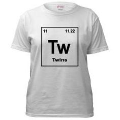 Twin Mom Elements Tee