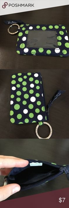 Vera Bradley ID holder Ver Bradley ID holder Vera Bradley Accessories Key & Card Holders