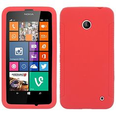 Silicon Skin Case Compatible With Nokia Monarch 635 / Lumia, Red SC ZIZO WIRELESS http://www.amazon.com/dp/B00K3BGBU4/ref=cm_sw_r_pi_dp_d.Eoub0C7YGTD