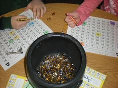 Pot of Gold Number Activity