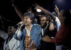 Paul and Ringo 1993