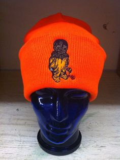 da929eddfbf Trick  R Treat beanie Sam Samhain by inkedupmerch on Etsy https   www