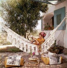Bettina Graziani print by Slim Aarons at Photos.com 53438482