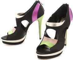 Jerome C Rousseau Simkes Colorblock Sandals