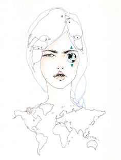 charmaine olivia drawings - Google Search