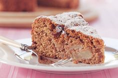 Spiced pear cake – Recipes – Bite
