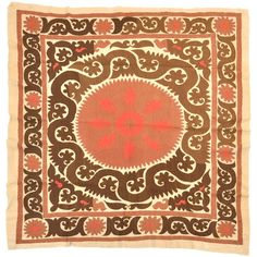 Love this! Not sure what it is, but if it were a rug I would buy it! :-)