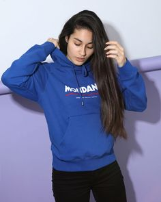 """552 Likes, 3 Comments - Supplying Girls With Sneakers (@nakedcph) on Instagram: """"WOOD WOOD MONDANO This Wood Wood Penelope Hoodie features a """"MONDANO"""" front print, which means…"""""""