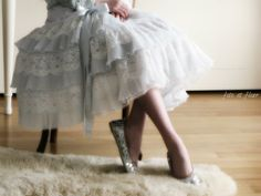 Beautiful petticoat!