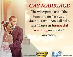 """""""gay marriage"""""""