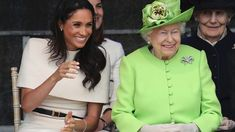 Meghan Markle, Queen Elizabeth step out for first royal engagement together | Fox News