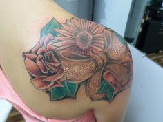 Tattoo done by Matt at Dancing Devil Dermagraphics in Marysville,MI
