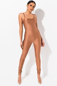 Nude Jumpsuits, High Cut Bodysuit, Chicago Fashion, Bodycon Jumpsuit, Casual Looks, Lounge Wear, Outfit Of The Day, Cold Shoulder Dress, Fashion Trends