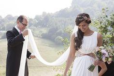 La boda de María y Nachín - La Champanera