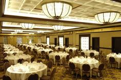 With gold accents and luxurious details, every InterContinental Austin event is a stunner.