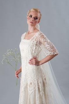 Elizabeth Avey - Vintage Wedding Dresses