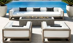First Look: Barlas Baylar Makes His Outdoor Debut for RH Photos | Architectural Digest