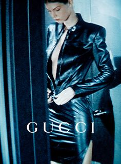 by Mario Testino for Gucci, FW 1997