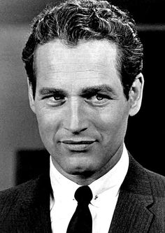 Paul Newman, father and mother Hungarian immigrants. Cornered the market on Magyar blue eyed charm (from Mitzi Penzes).--I never knew that he was Hungarian. Interesting! (mkc)
